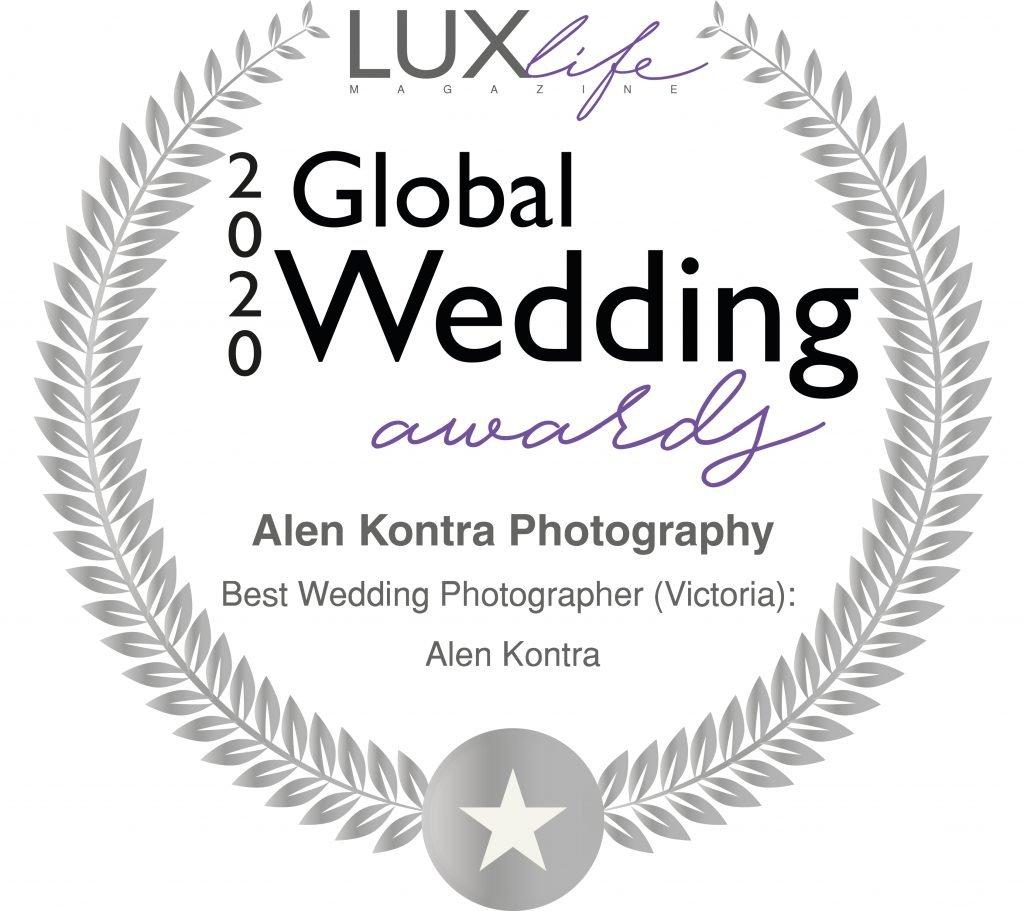 award winning Melbourne Wedding Photographer